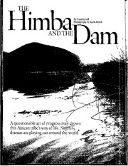 Himba and Dam