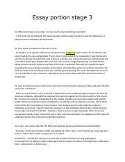 Amcas secondary essays