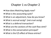 Chapter 2 Accruals and Deferral slides