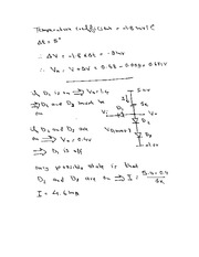 EE 2EI4 Tutorial 7 Solutions