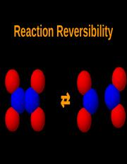 reaction-reversibility-answers.ppt