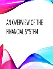 An Overview of the Financial System.pptx
