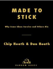 Made To Stick Heath Pdf