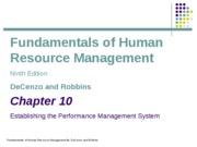 ch10_Performance Management