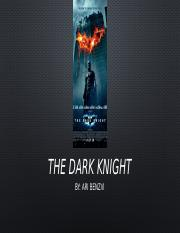 The Dark Knight.pptx