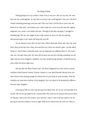 healthy food vs fast foods compare and contrast essay healthy 5 pages literacy memoir