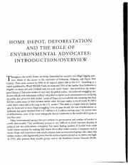 1. Home Depot, Deforestation and the Role of Environmental Advocates Intro Overview.pdf
