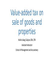 LEC_4_VAT_on_sale_of_goods_and_properties