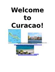 Welcome to Curacao!.docx