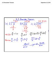 2.1 Remainder Theorem.pdf