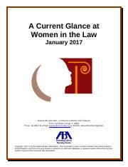 Commission on Women Current Glance 2017.pdf