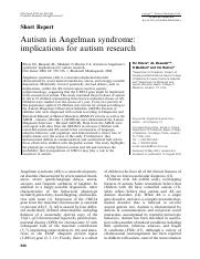 Autism in Angelman syndrome.pdf