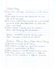 Chemistry Notes2