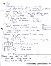 Complete Class Notes CHE 132