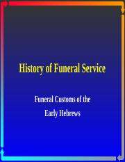 (7) Funeral Customs of Early Hebrews.ppt