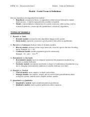 Discussion Section 3 Handout 2015