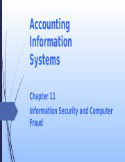 L10 Information Security and Computer Fraud