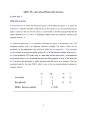 Lecture note 3 (09-13-2011)