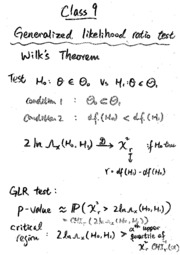 Tutorial 9 (notes and solution)