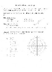 Polar Coordinates and Graphs Notes