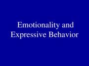 Expressive_Behavior