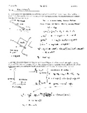 2010-Fall-Physics-2A-Quiz-3-Solution
