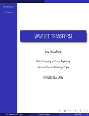 Conceptual Wavelets in Digital Signal Processing pdf