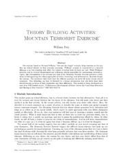theory-building-activities-mountain-terrorist-exercise-11