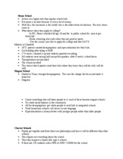 Education 441 Notes 5