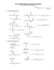 SCh 4U Complete_Organic_Worksheet - The Complete Organic Chemistry ...