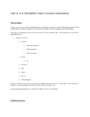 Unit 4 G8 Simulation Team Exercise Instructions.docx