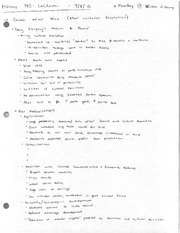 Lecture Notes - China After Mao