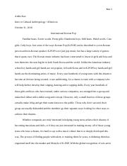 Music and Sound Essay