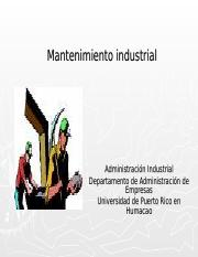 Mantenimiento industrial.ppt