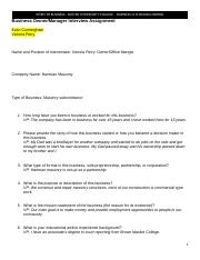 Business Owner-Manager Interview Assignment-Evan Cunningham.docx