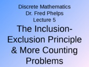 5_Inclusion-Exclusion_More_Counting