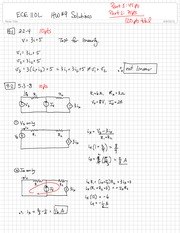 Linear Circuits Practice Problems