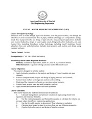 CVE 341 Water Resources Syllabus_Updated