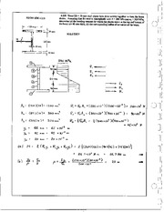 478_Mechanics Homework Mechanics of Materials Solution