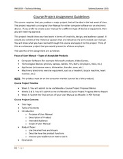 RWS3359_Course Project Assignment Guidelines