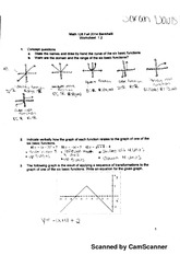 worksheet 1.1