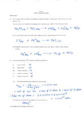 PastPaper1011s114WrittenONLY-Answers