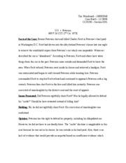 International Environmental Law Essay