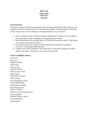 HIST 2750 - Final Study Guide.docx