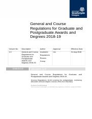 General_and_Course_Regulations_for_Graduate_and_Postgraduate_Awards_and_Degrees_2018-19_V1_DRAFT_v1.