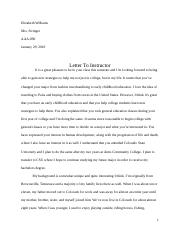 Letter To Instructor.docx
