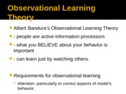 Lecture 12SV- Learning (cont.)