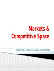 Markets & Competitive Space.pptx