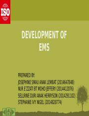 PRESENT2 DEVELOPMENT OF EMS.pptx