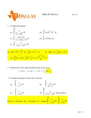 Review of Integral Calculus_AnswersSP15(3)